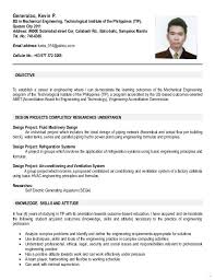Ideas Of Example Application Letter And Resume For Ojt Charming Format Elemental