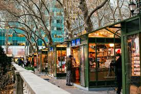 New York City Christmas Tree Disposal 2015 by Bryant Park Blog October 2014