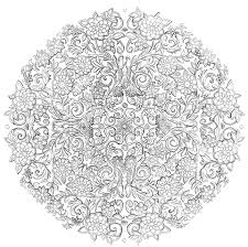Click To See Printable Version Of Last Days In The Secret Garden By Namtia Coloring Page