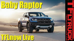 100 Truck Snorkel Raptor Ranger Is Born And TRD Pro Gets A TFLnow Live Show