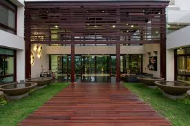 Large Glass Door Brown Wooden Path Between Green Grass And Newest ... Home Entrance Gates Suppliers And Modern Luxury Gate Ideas Including House Style Pictures Door Design Best Stesyllabus Designs Amazing Iron Black Cast Stunning Main Pating Of Curtain Gallery Or Indian Contemporary With Simple And Homes Outdoor Front Elevation Latest Collection For Patiofurn Colour Paint Makeovers Color Combination