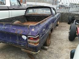 100 Ranchero Truck Stripping For Spares Junk Mail