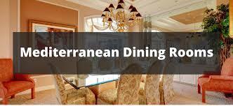 40 Mediterranean Dining Room Ideas For 2018