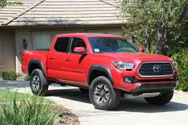 100 Fuel Economy Trucks Road Beat 2018 Toyota Tacoma TRD Off Road What Makes It So Popular