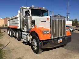 100 5 Yard Dump Truck W900 Axle Dogface Heavy Equipment Sales