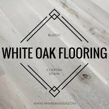Rustic White Oak