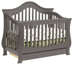 Cribs That Convert To Toddler Beds by Million Dollar Baby Classic Ashbury 4 In 1 Convertible Crib With
