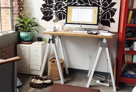Building A Simple Wood Desk by Simple Guidelines Of How To Build A Standing Desk Homesfeed