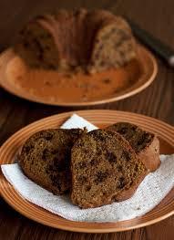Healthy Chocolate Pumpkin Desserts by Pumpkin Chocolate Chip Bundt Cake Recipe Barbara Bakes