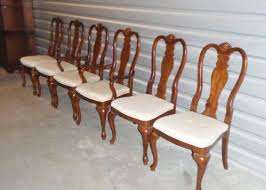 Dining Room Stunning Chairs Cherry Wood