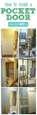 Tips & Ideas: Installing A Pocket Door In Existing Wall | How To ... 26 Best Barn Door Latch Images On Pinterest Door Latches Sliding Glass Replacement Cost Awesome Barn Door Make Your Own For Beautiful Of Pulley System Interior Hdware Image Barn For Closet Doors Do It Yourself Saudireiki Garage Doors Shocking Style Pictures Design Amazing Installing Delightful Home Depot Decorate With Best 25 Bathroom Ideas Diy 4 Panel Unique To Backyards Minnesota Bayer Built Woodworks