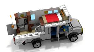 LEGO IDEAS - Product Ideas - Truck & Camper
