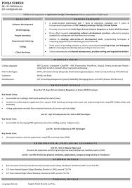 Resume Sample Download Web Developer Samples Java Objective Profile