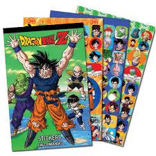 Libro Colorear Dragon Ball Goku Original 30 Piezas