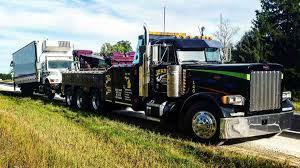 100 Grand Rapids Truck Center Heavy Towing Newaygo Co Muskegon MI Jerrys