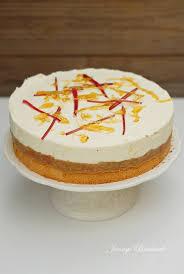 limetten frischkäse torte mit rhabarber