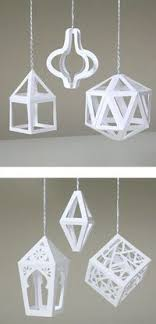 DIY Paper Moroccan Lanterns These Are So Cute They Would Look