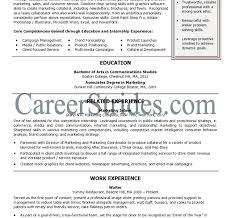 College Graduate Resume Example Sample For Samples Graduates Student 1600