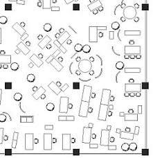 am agement bureau open space open plan