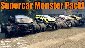 Spin Tires   Supercar Monster Truck Pack!! - YouTube Monster Mayhem 2016 What To Watch During New Season All About Alabama Vs Clemson Trucks Destroy Car Sicom Creech On The Roof In Exclusive Trucks Movie Clip Kids First News Blog Archive Fun Adventurous Monster Jam 5 Truck 22 Minute Super Surprise Egg Set 3 Hot Cinenfermos Pinterest Netflix Today Netflixmoviescom Trail Mixed Memories Our First Jam Galore Best Of Grave Digger Jumps Crashes Accident As The Beastly Bigfoot Attempts To Trample