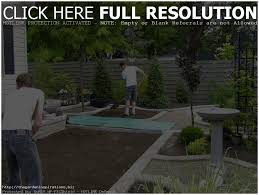 Backyards: Chic Simple Backyard Landscape. Simple Backyard ... Tiny Backyard Ideas Unique Garden Design For Small Backyards Best Simple Outdoor Patio Trends With Designs Images Capvating Landscaping Inspiration Inexpensive Some Tips In Spaces Decors Decorating Home Pictures Winsome Diy On A Budget Cheap Landscape
