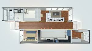 100 House Plans For Shipping Containers 2 40 Ft Container Home Flisol Home