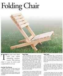 1572 Folding Chair Plans - Outdoor Furniture Plans And Projects ... Weather Resistant Round Table Ding Set Chicago Wicker Malibu Contemporary Club Chair W Cushion Becker How To Choose And Look After Your Wooden Garden Fniture Blog 7 Taking A Look At Uncomfortable Wooden Chairs In College 24 Ways To Make The Most Of Tiny Apartment Balcony Willow Making Workshop Fortwhyte Alivefortwhyte Alive Three Posts Cadsden Patio Reviews Wayfair Mainstays Outdoor Recliner Ashwood Walmartcom Adirondack Pattern Sante Teak Wingback Chairs Belle Escape Recover Cushions Quick Easy Jennifer Maker