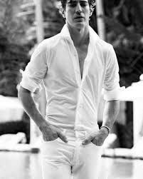 Dress Shirt With Pants Summer All White Outfits For Men
