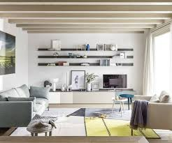 75 beautiful scandinavian family room with a tv stand