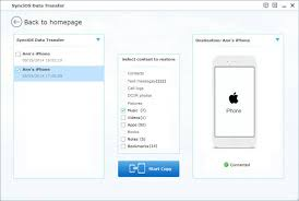Free iPhone Restore Tool how to restore iPhone from previous