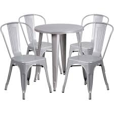 24'' Round Silver Metal Indoor-Outdoor Table Set With 4 Cafe Chairs Vintage Old Fashioned Cafe Chairs With Table In Cophagen Denmark Green Bistro Plastic Restaurant Chair Fniture For Restaurants Cafes Hotels Go In Shop And Table Isometric Design Cafe Vector Image Retro View Of Pastel Chairstables And Wild 36 Round Extension Ding 2 3 Piece Set Western Fast Food Chairs Negoating Tables Balcony Outdoor Italian Seating With Round Wooden Wicker Coffee Stacking Simply Tables Lancaster Seating Mahogany Finish Wooden Ladder Back