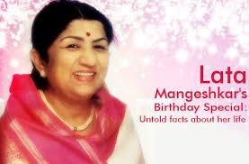 Birthday Special Do you know Lata Mangeshkar and Mohd Rafi were
