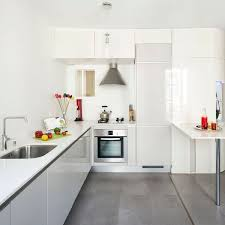 et cuisine cuisine blanche 30 photos pour mettre du blanc dans sa cuisine