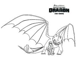Dragon Color Page Coloring Pages How To Train Your 2