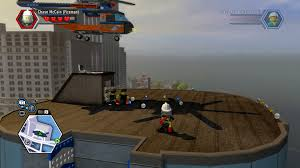 LEGO City Undercover Walkthrough | Chapter 10 Fire Station Guide ...