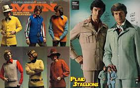 The Funniest 1970s Mens Fashion Ads