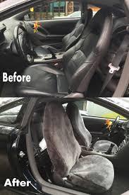 Custom Seat Covers | Sheepskin Of Oregon