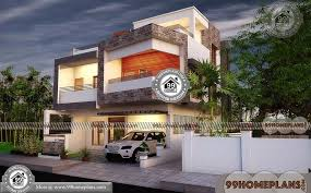 104 Contemporary Modern Floor Plans Narrow Lot 3 Story With House