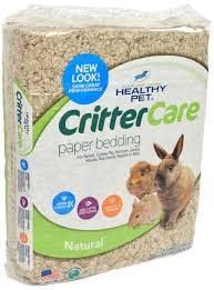 Pine Bedding For Guinea Pigs by Critter Care Natural Paper Bedding Walmart Canada