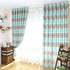 Grey Chevron Curtains Walmart by Gray Striped Curtains U2013 Teawing Co
