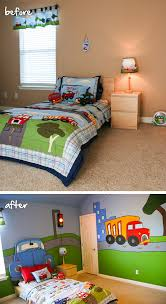 A Vibrant Bedroom For Boy My Colortopia Interior Inside Ideas 3 Year 10 Old