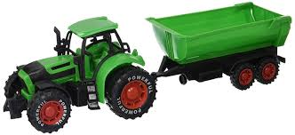 100 Toy Farm Trucks Buy Friction Powered Tractor Trailer Childrens Kids Friction