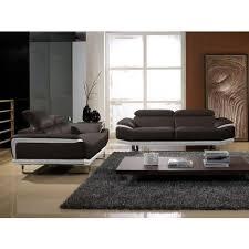 la maison du canapé fauteuil cuir osmoz la maison du canapé pas cher à prix auchan