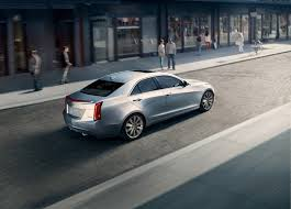 2018 Cadillac ATS Specifications Prices
