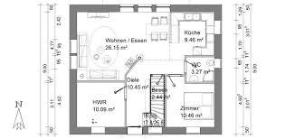 grundriss einfamilienhaus glindow 131qm 5 zimmer kamin
