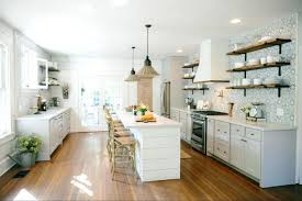 Joanna Gaines Kitchen The Best Fixer Upper Kitchens Beautiful Farmhouse Style All Done By