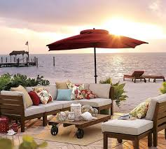 Charming Colorful Furniture Decoration For Outdoor Area Stunning Coastal Design Inspiration