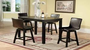 Creative Tall Kitchen Table Sets High Dining Tables Small Space