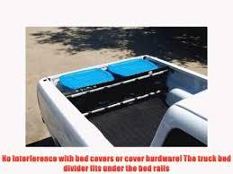 truck cargo gate bed divider msp 01 bed width range 45 to 49