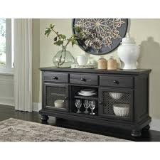 Dining Buffet Server Buffets Sideboards China Cabinets For Less Overstock Com With Room Servers Black